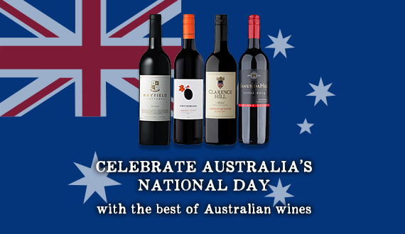 Celebrating Australia's National Day with the Best Australian Wines
